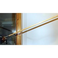 Tige bois 18mm longueur 1 mètre