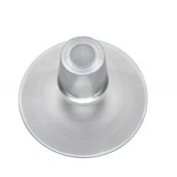 Ventouse 30mm avec trou vertical 3mm