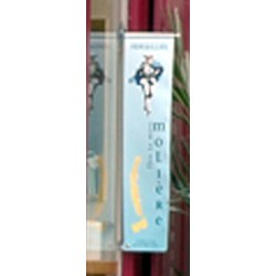 Kit pose kakemono 20 à 35 cm large