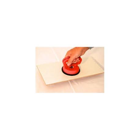 ventouse grappin a levier 115 mm plastique