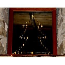 Decoration Noel avec ventouse et punaise