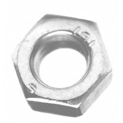 Ecrou hexagonal acier zingué M8