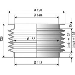 Soufflet 1082 NBR