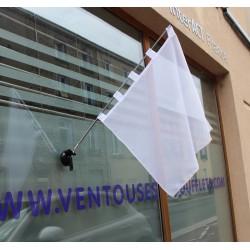 Ventouse Porte drapeau professionnelle
