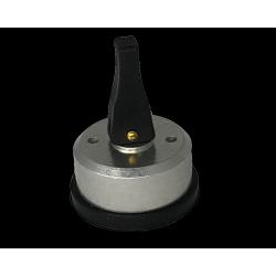 Ventouse diametre 36,5 Verifix® avec levier rehaussé BO 650.11