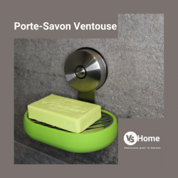 Porte savon à ventouse VS Home