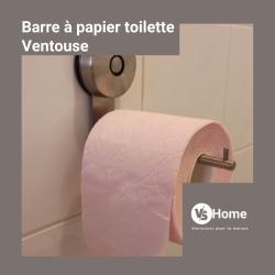 Ventouse distributeur papier toilette VS Home
