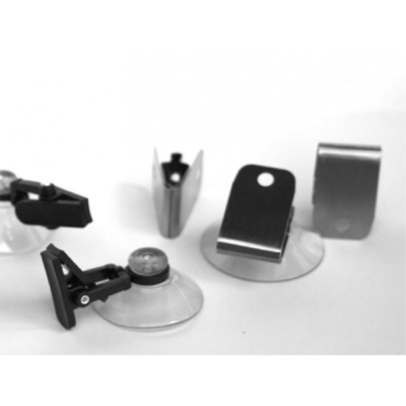 ventouse 50mm diam tre avec pince inox large 2cm et ecrou de fixation. Black Bedroom Furniture Sets. Home Design Ideas