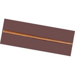 Tige bois 3 mm x 50 cm pour trou 2 mm ou 3 mm