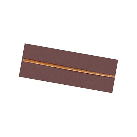 Tige en bois naturel 3mm diamètre - 50cm long pour ventouses à teton rond