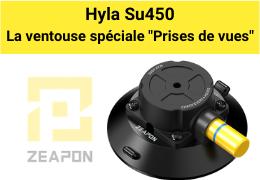 Hyla Su450 La ventouse de maintien idéale pour la Vidéo !